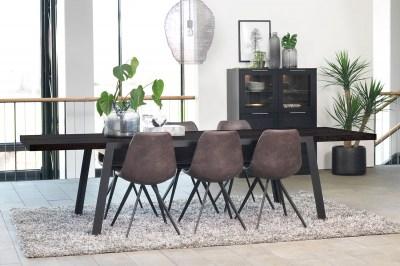 Luxusní jídelní stůl Astor 290 cm II černý