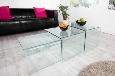 Dizajnový konferenční stolek Phantom 3-set