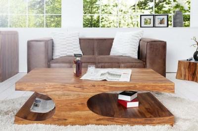 Luxusní konferenční stolek Island