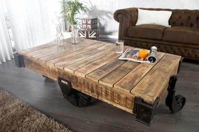 Luxusní konferenční stolek Subway