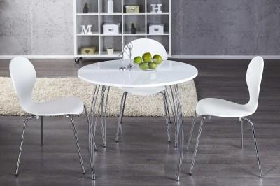 Dizajnový jedálenský stôl Circult 75 cm