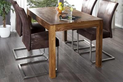 Luxusní jídelní stůl z masivu Las Palmas 135cm