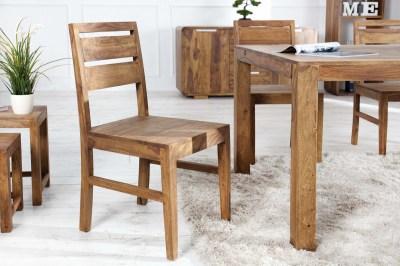 Luxusná jídelná židle z masívu  Las Palmas