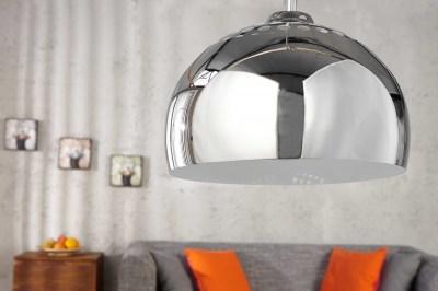 Lampa Sphere chrom