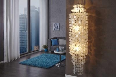 Luxusní závěsná lampa Pearls