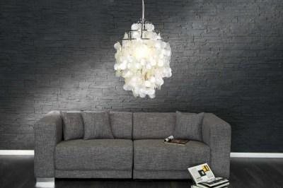 Designová závěsná lampa Pearls L