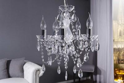 Luxusní krystalový lustr Barisimo S chrom