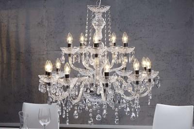 Luxusní krystalový lustr Barisimo XL