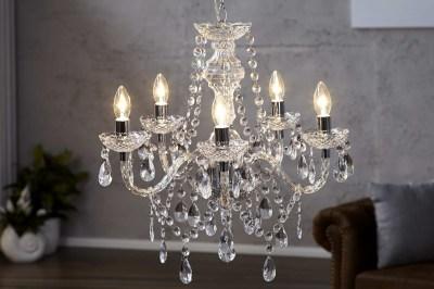 Luxusní krystalový lustr Barisimo
