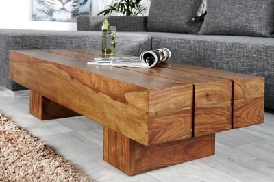 Luxusní konferenční stolek Timber Grand