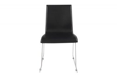 Moderní židle Horiz černá