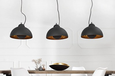 Designová stojanová lampa STAGE 3 černá