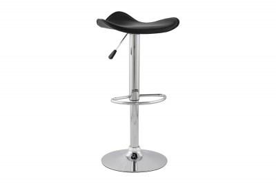 Moderní barová židle Connor černá