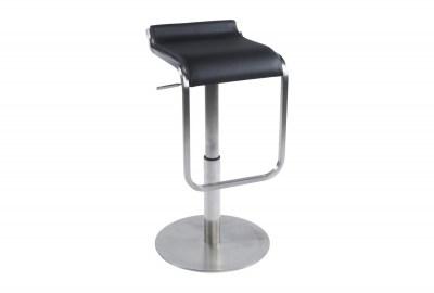 Moderní barová židle Carter černá