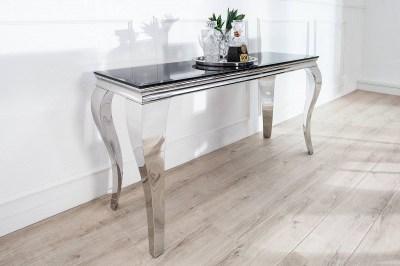 Designová konzola - toaletní stolek Rococo 140cm