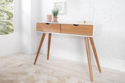 Luxusní konzola - toaletní stolek Sweden