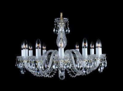Křišťálový lustr Classic R12 Bohemia skleněný