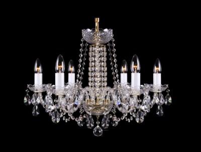 Křišťálový lustr Premium R6-1 Bohemia skleněný