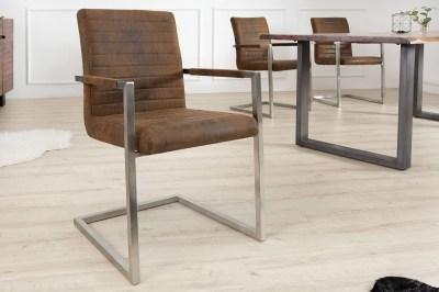 Luxusní jídelná židle Imperium Antik coffee