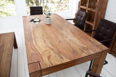 Luxusní jídelní stůl z masivu Timber 160cm