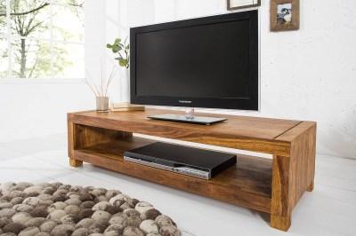 Luxusní TV stolek Santana z masivu