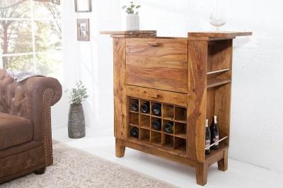 Luxusní barová skříňka Timber