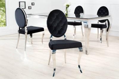Designová židle Rococo II