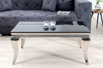 Dizajnový konferenčný stolík Rococo