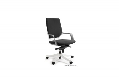 Kancelářská židle Amanda II bílá / černá