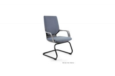 Kancelárska stolička Amanda III čierna