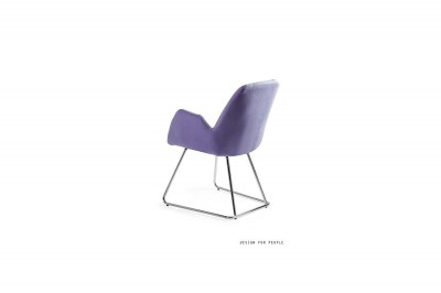 Dizajnová stolička Avril