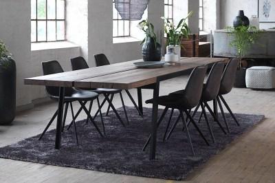 Luxusní jídelní stůl Astor 240 cm - možnost rozšíření o 120