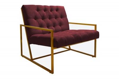Designová lavice Aniya Chesterfield
