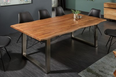 Luxusní jídelní stůl z masivu Massive II 180cm