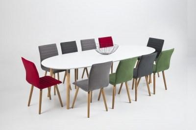 Jídelní stůl rozkládací Nazi 170-270cm dub