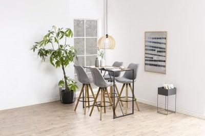 Barový stôl Naja 120 cm divoký dub