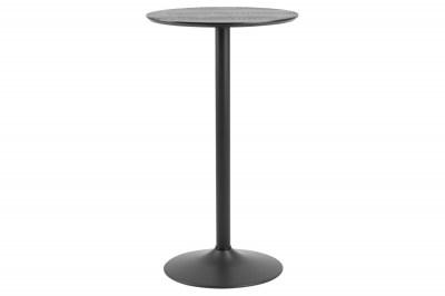 Barový stůl Neesha černý