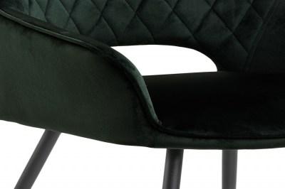 designova-jidelni-zidle-danessa-tmavozelena-3