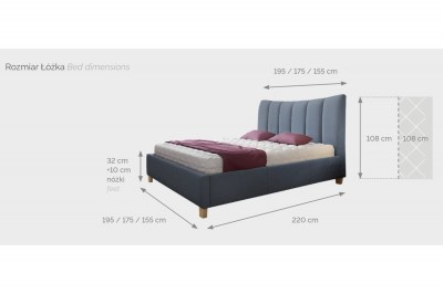designova-postel-amara-180-x-200-rozmer