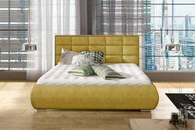 Designová postel Carmelo 160 x 200 - 6 barevných provedení