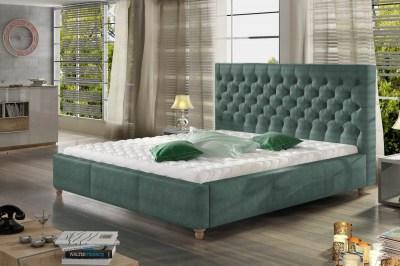 Designová postel Kamari 160 x 200 - 9 barevných provedení