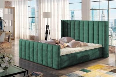Designová postel Nathanael 180 x 200 - 6 barevných provedení