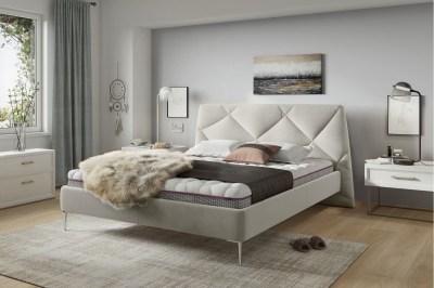 Designová postel Sariah 160 x 200 - 6 barevných provedení
