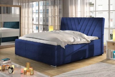 Designová postel Terrance 160 x 200 - 7 barevných provedení
