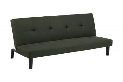 Designová rozkládací sedačka Damia 179 cm zelená