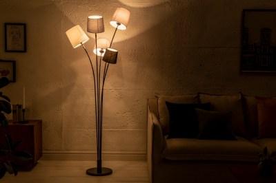 Designová stojanová lampa Shadow 176 cm
