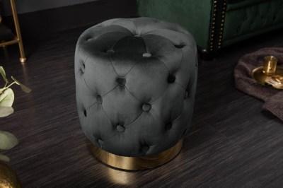 designova-taburetka-rococo-37-cm-cerna-1