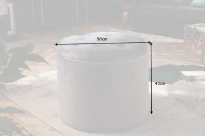designova-taburetka-rococo-50-cm-stribrna-6