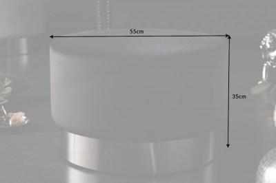 designova-taburetka-rococo-55-cm-cerna-stribrna-6