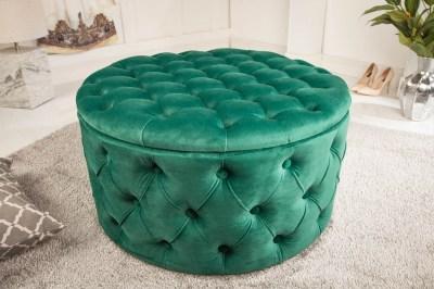 designova-taburetka-rococo-75-cm-zelena-1
